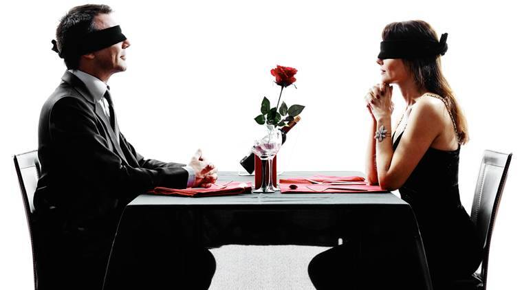 Perils of a blind date: A male perspective