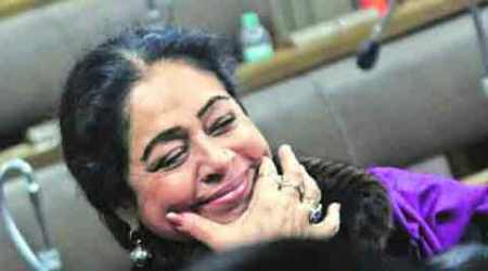 Erstwhile admn officials kept me in dark about developments, events: Kirron Kher