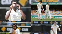 India vs Australia, 2nd Test: It's advantage Australia on Day 3