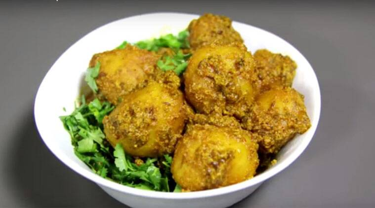 Express Recipes: How to make Kashmiri Dum Aloo