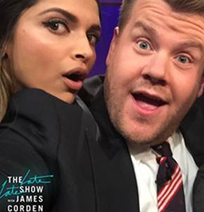 Deepika Padukone, Vin Diesel were hilarious on James Corden's show, watch video