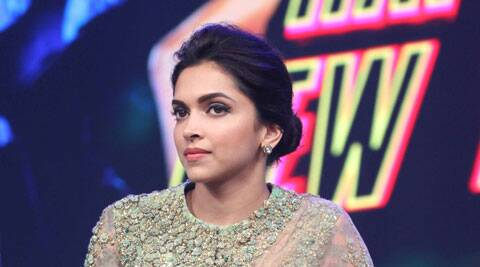 Deepika Padukone blogs on cleavage row, asks 'do we zoom in on the man's crotch?'