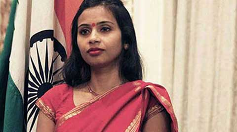 Indian diplomat Devyani Khobragade was arrested in US over alleged visa fraud. (PTI Photo)