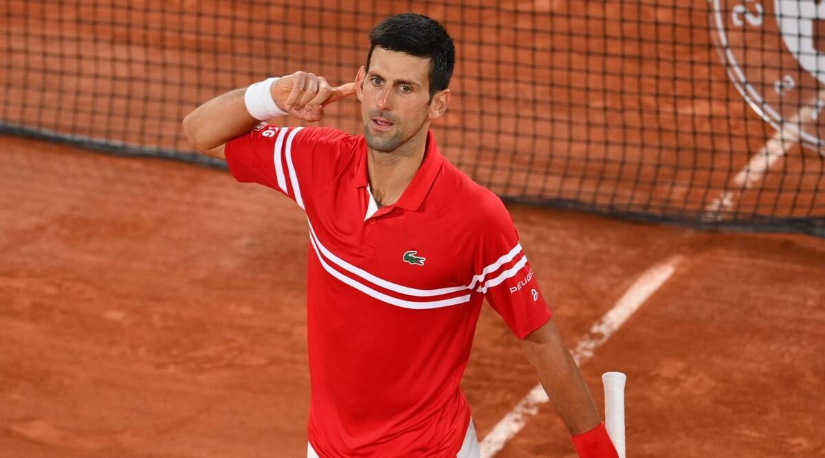 French Open: After toppling Nadal, Djokovic hopes to be ready for Tsitsipas