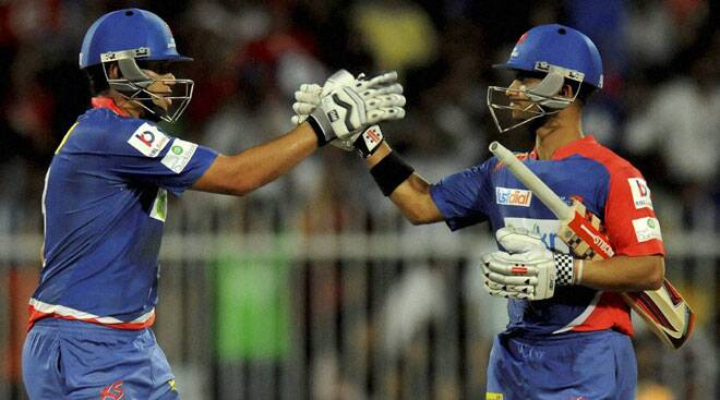 IPL 7: Duminy's unbeaten half century goes in vain as RCB beat Daredevils in Sharjah
