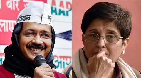 BJP poses five questions to AAP, Kejriwal says let's debate