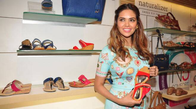 Esha Gupta and her love for shoes