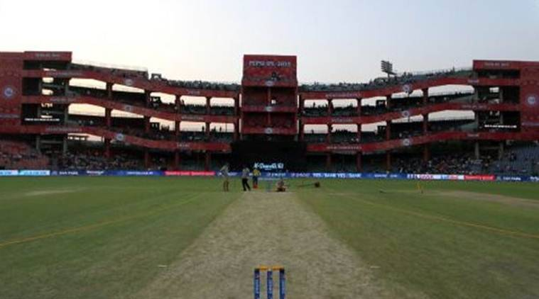 Curators at the DDCA might just be able to breathe easy while preparing the Kotla strip with India already having won the series. (Source: File)