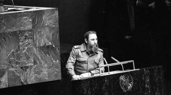 Mourning for Castro has reached near religious peaks of public adulation across Cuba since his death at age 90 on Nov. 25. (Source: File)