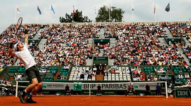 live french open
