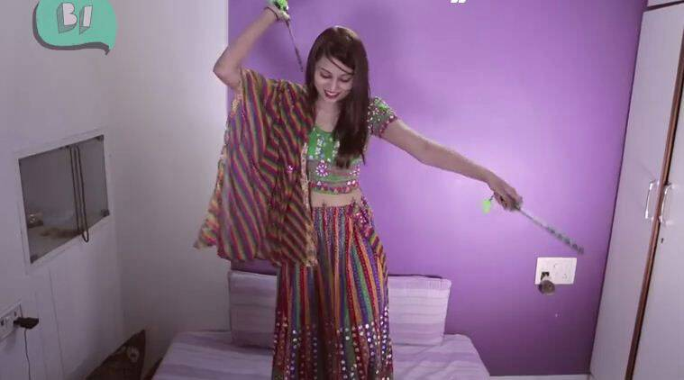 Watch this video if you are a dandiya loving Gujarati girl
