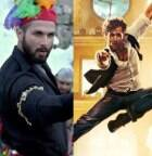 'Bang Bang' v/s 'Haider': Not a clash of Titans but of genres