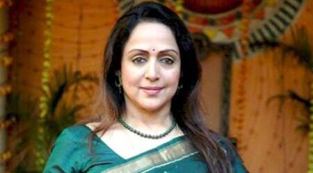 Hema Malini discharged from hospital after surgery, heads back to Mumbai