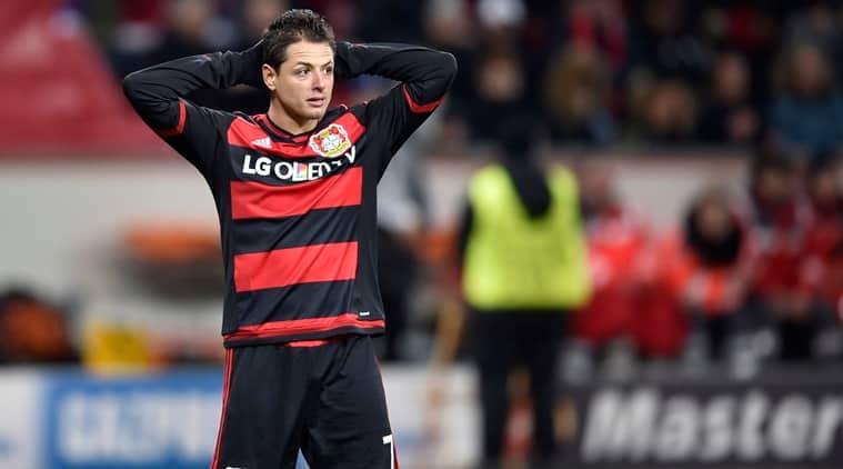 Javier Hernandez, English Premier league, West Ham United, Manchester united