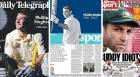 How the media mourned Hughes' death