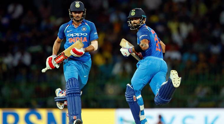 Virat Kohli, Kohli, MS Dhoni, Dhoni, India vs Sri Lanka, Ind vs SL, India tour of Sri Lanka 2017, Cricket news, Indian Express