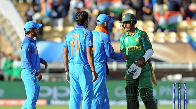 India to take on arch rivals Pak on June 16