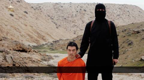 Islamic State says it has beheaded second Japanese hostage Kenji Goto