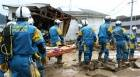 At least 27 die in Japan landslide