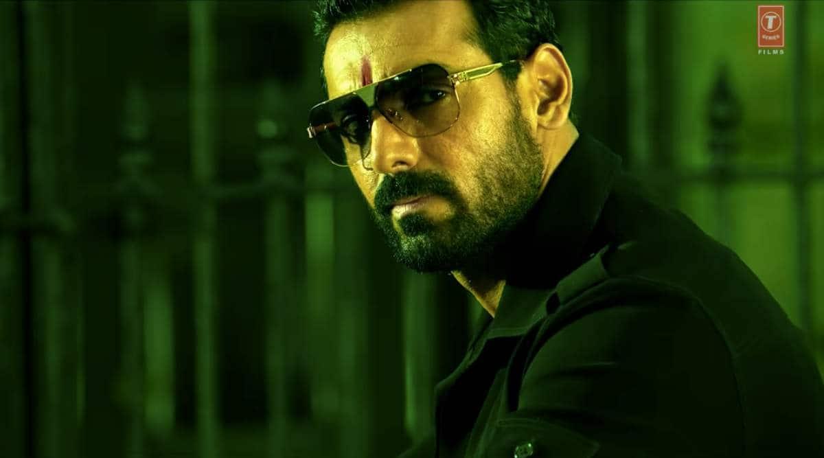 Mumbai Saga trailer: John Abraham and Emraan Hashmi fight it to the finish, the prize is Mumbai - The Indian Express
