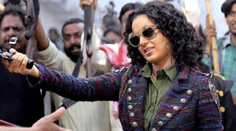 Kangana Ranaut plays a neurotic personality in 'Revolver Rani'