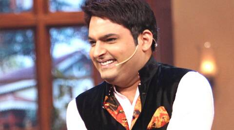 Kapil Sharma has a nutritionist accompanying him to all his shootings, as he needs to lose weight for his debut film.