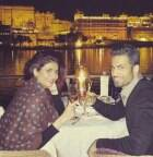 Karishma Tanna, Upen Patel holidaying in Udaipur post 'Bigg Boss 8'