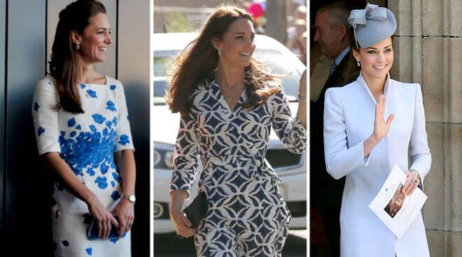 Kate Middleton's style file: Australia – New Zealand tour