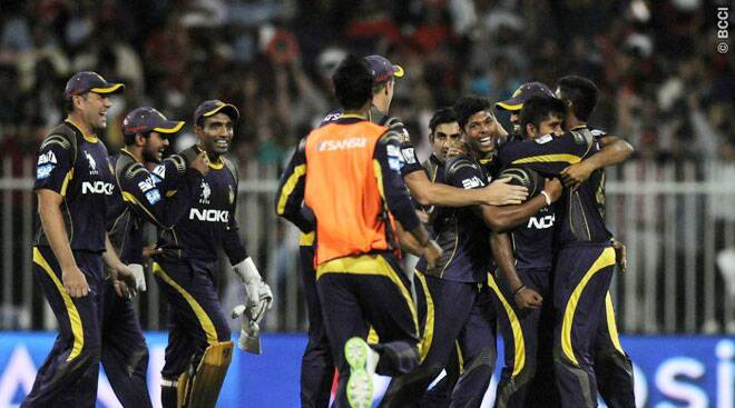 IPL 7: KKR win last-over thriller