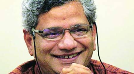 sitaram yechury, s ramachandran pillai, cpim, cpm, cpm top job, cpm genereal secretary, cpim general secretary, india news