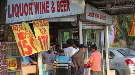 Chandrapur liquor ban, renders bar workers fearful of losing jobs.