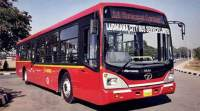 Ludhiana gets 12 city buses back
