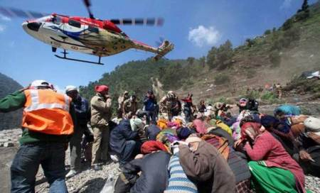 Humble mobiles helped IAF mobiles co-ordinate the largest rescue operation inUttrakhand