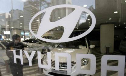 Hyundai Motor shares tumble on weak November sales
