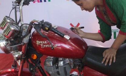 Eicher Motors surges to all-time high on overseas buying