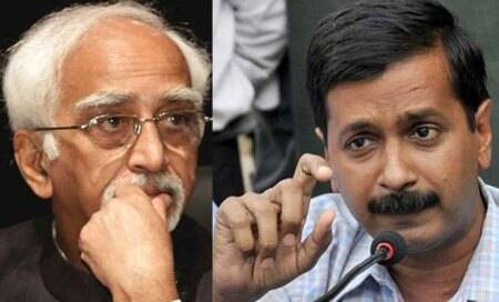 Kejriwal Ansari,among first to cast votes in New Delhiseat