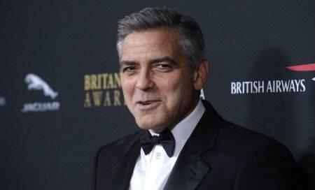 George Clooney hasn't met the rightwoman