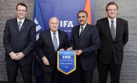 Big step for Indian football as country to host 2017 U-17 World Cup