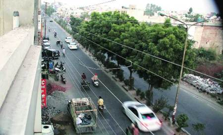 Pakhowal Road: 'Missing' since 2010,probe report  never placed before MC
