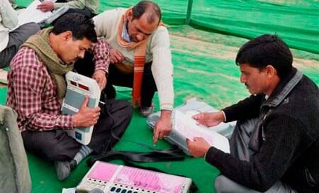 Assembly polls verdict: Cong tense,BJP reaches out,UPA's NCP voices fear