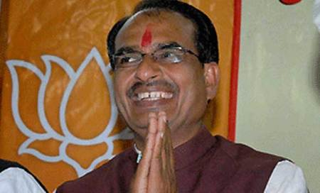 As BJP looks set to retain MP,Chouhan thankspeople,party