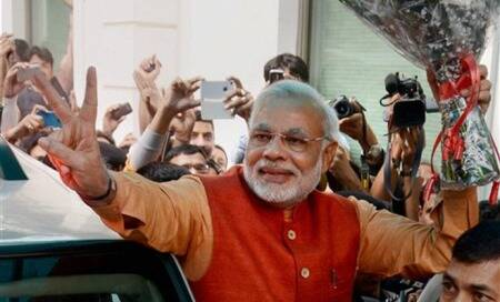 Narendra Modi top topic in Facebook this year,ahead of Sachin Tendulkar,iPhone 5s