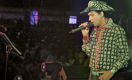 Selective about Bollywood songs: Zubeen Garg