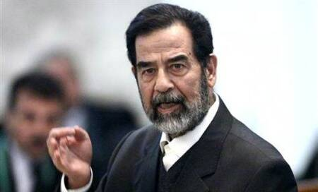 Decade after arrest,Saddam Hussein's legacy looms overIraq