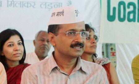 Kejriwal,Butalia,Krishnan among '100 Global Thinkers of 2013'