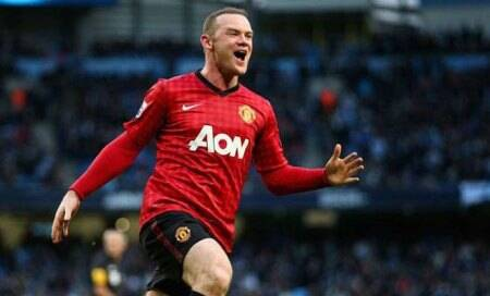 Wayne Rooney tops English Premier League's richest footballers list