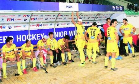 Draw: India Lose,Korea win