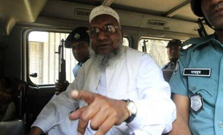 Bangladesh court clears the way for Islamist's execution