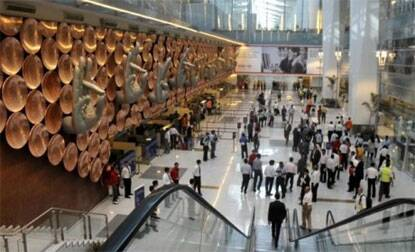 GMR 'picks Citi,JPMorgan,2 others for $300-$350 mn airport IPO'