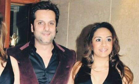 Fardeen Khan,wife Natasha welcome first baby